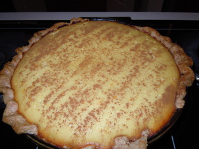 Italian Cheese Pie