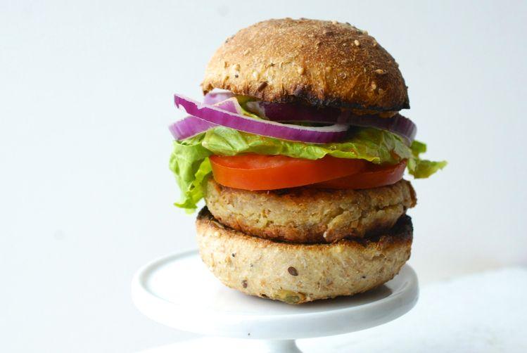 The Best Veggie Burgers Ever Recipe on Food52