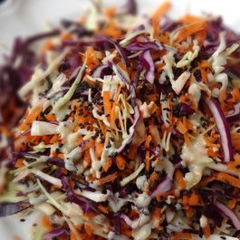 Detox slaw by Marilyn Ringwood