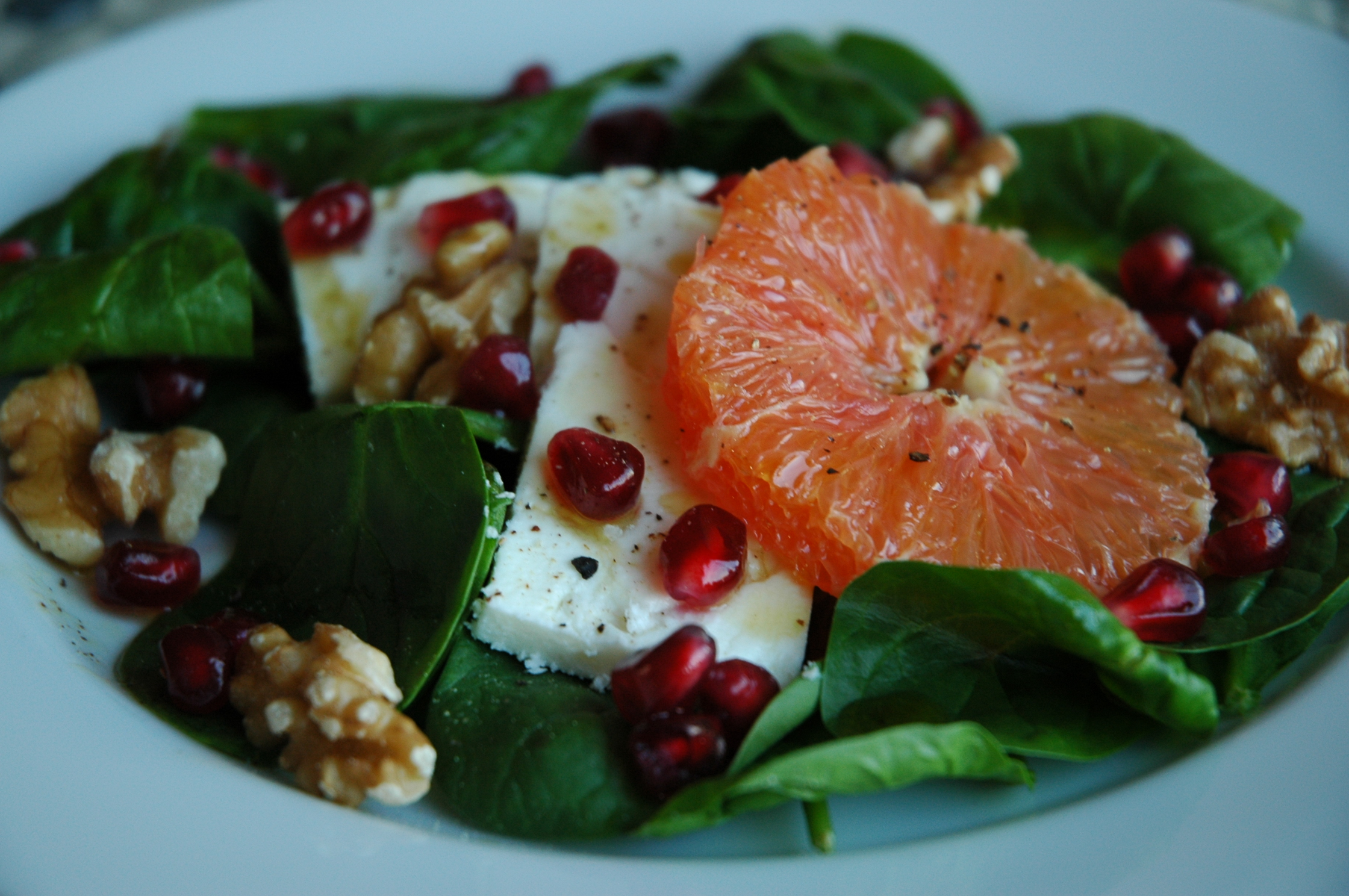 Demeter and Persephone&#x27;s Antioxidant Salad