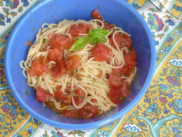 Pasta al Pomodoro