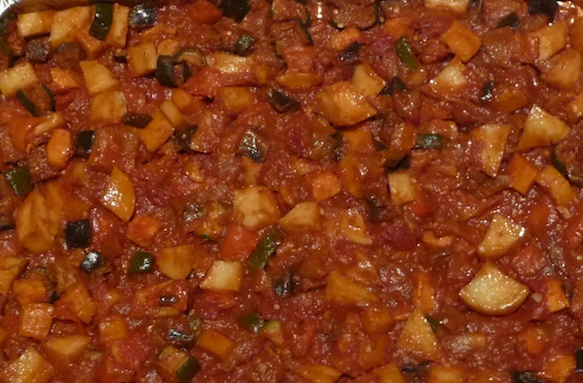 Givetch  Updated Bulgarian Roasted Ratatouille