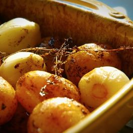 Potatoes by JHarada