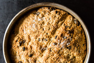 Peggy&#x27;s Authentic Irish Soda Bread with Raisins