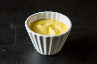 Caroline J. Beck's 6-Minute Meyer Lemon Olive Oil Custard