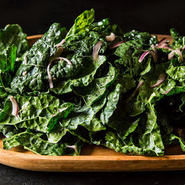 Kale and Greens by Judith Piper