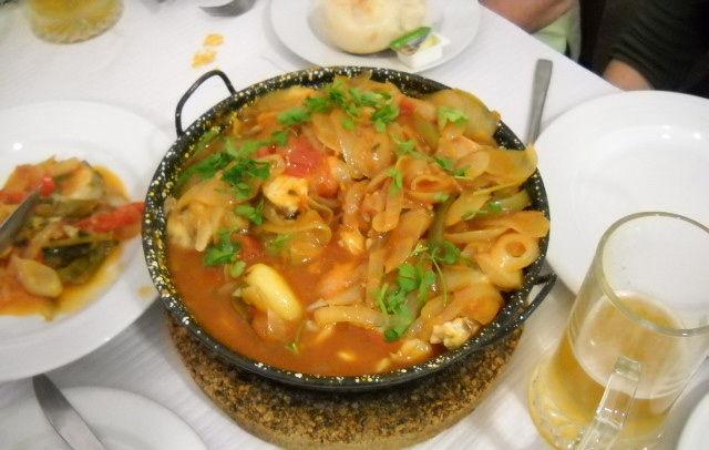 Spring Shellfish Stew Recipe — Dishmaps