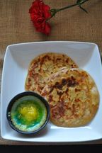 Pooran Poli - Sweet Lentil Flatbread