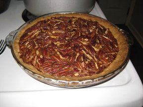 Homemade Pecan Pie