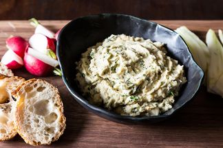 White Bean Dip with Fresh Herbs