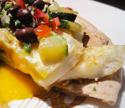 Veggie Loaded Huevos Rancheros
