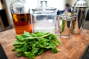 Classic Mint Juleps