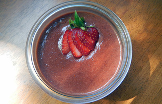 Strawberry Balsamic Curd