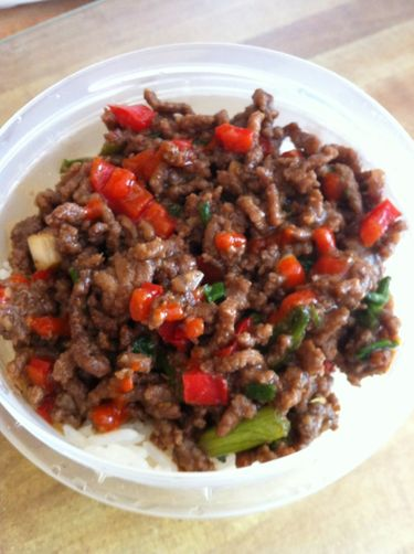 Korean Beef (Savory Ground Beef A La Brown Sugar)