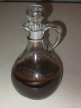 Spiced Chocolate-Espresso Vinegar