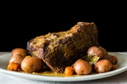 Betty Wason&#x27;s Basic Pot Roast