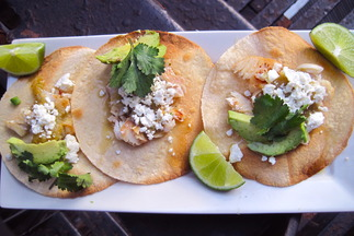 Spicy Tequila-Lime Fish Tacos