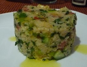 Couscous Tabouleh