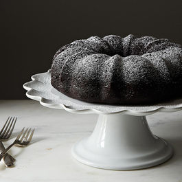 Deep Dark Choco Cake by Marivic Restivo