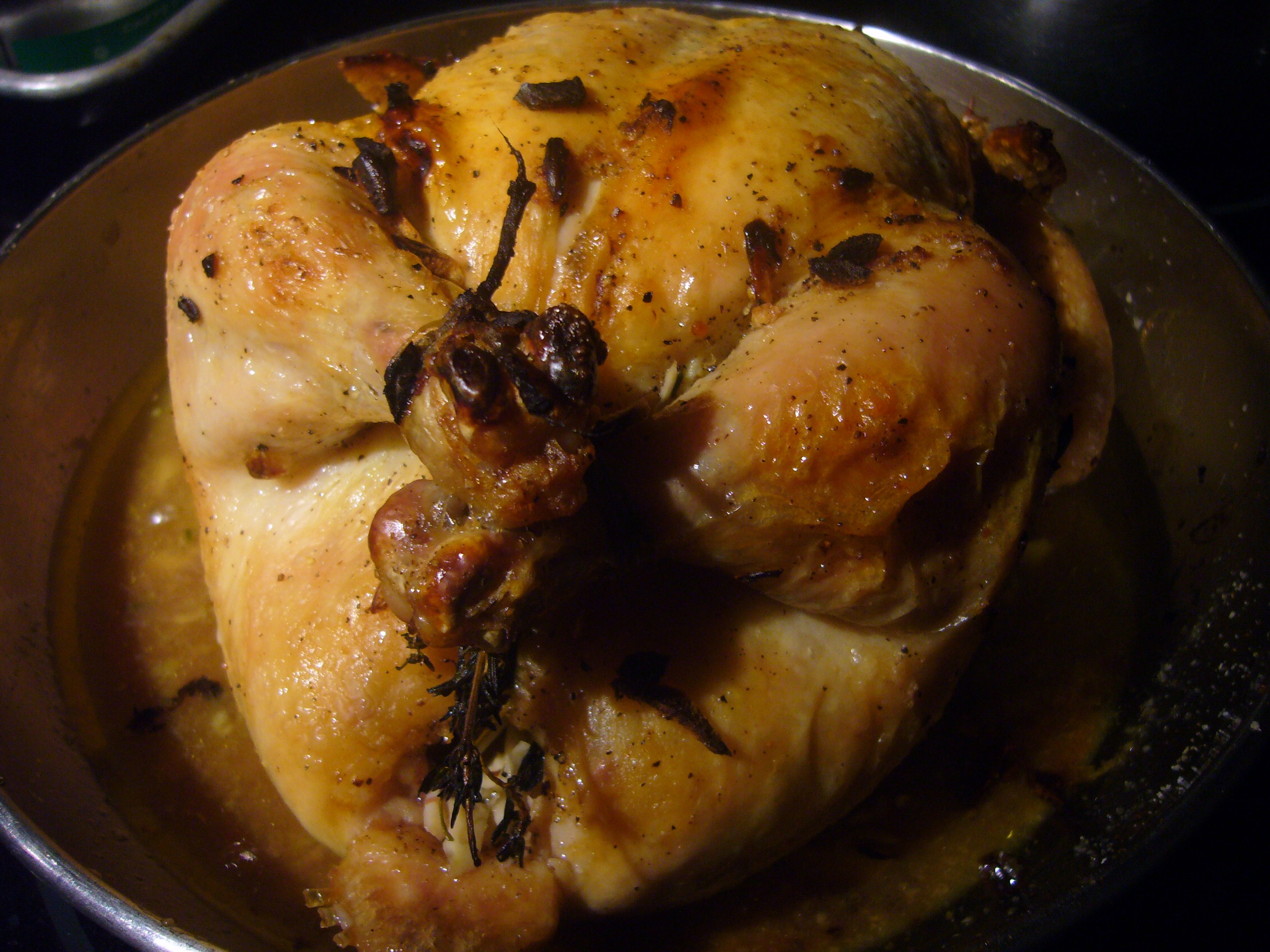 Best Roast Chicken