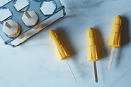 Mango Lassisicles