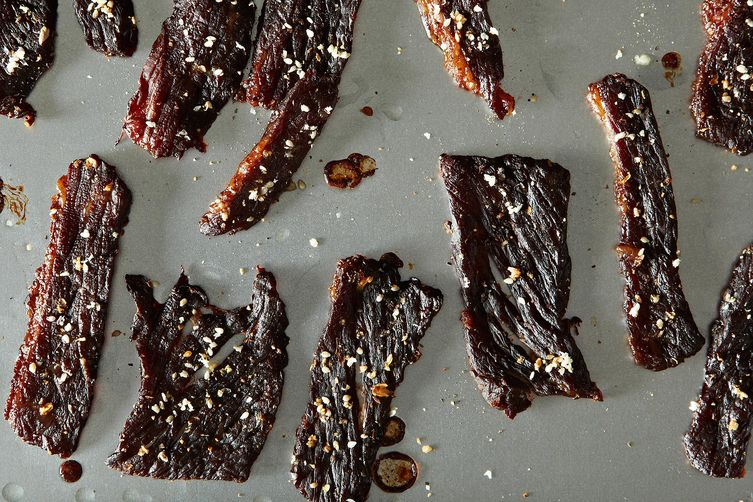 Bulgogi Jerky from Food52