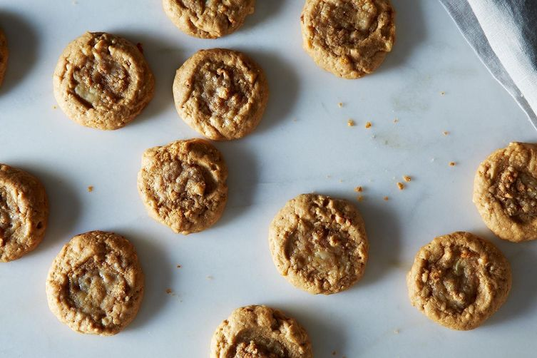 Peanut Butter and Cheese Cookies from Food52