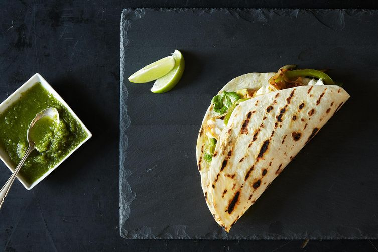 Fish Tacos on the Grill on Food52
