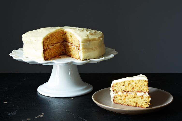 Carrot Cake with Cardamom from Food52