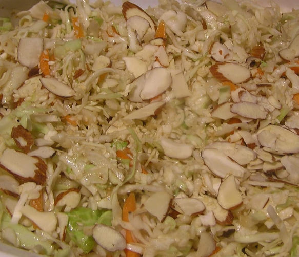 Better-Than-Deli Asian Sesame Slaw