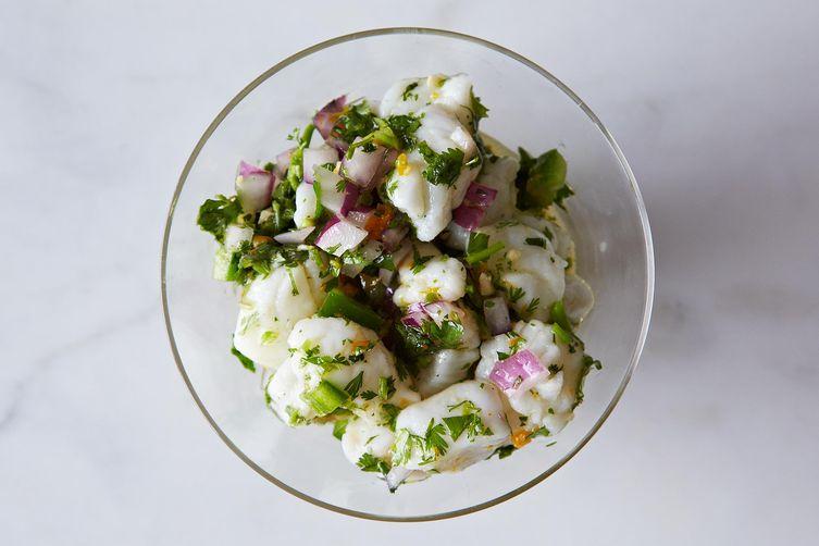 Peruvian Ceviche Recipe on Food52