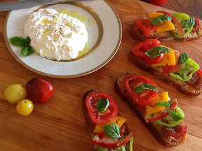 Cucinadimammina_heirloom_tomato___homemade_ricotta_brushcetta_10a