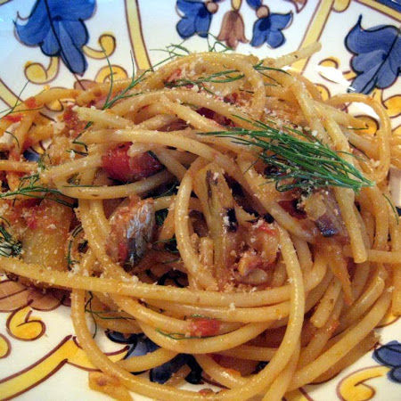 Pasta con le Sarde (Bucatini with Sardines) recipe on Food52.com