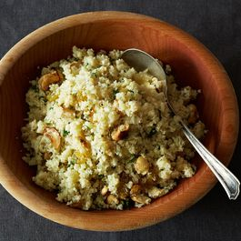 Couscous, Rice and other Grains