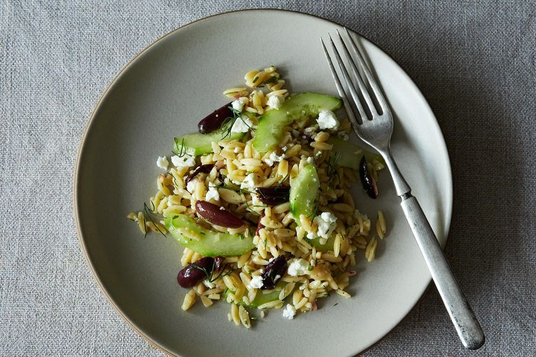 Orzo Salad from Food52