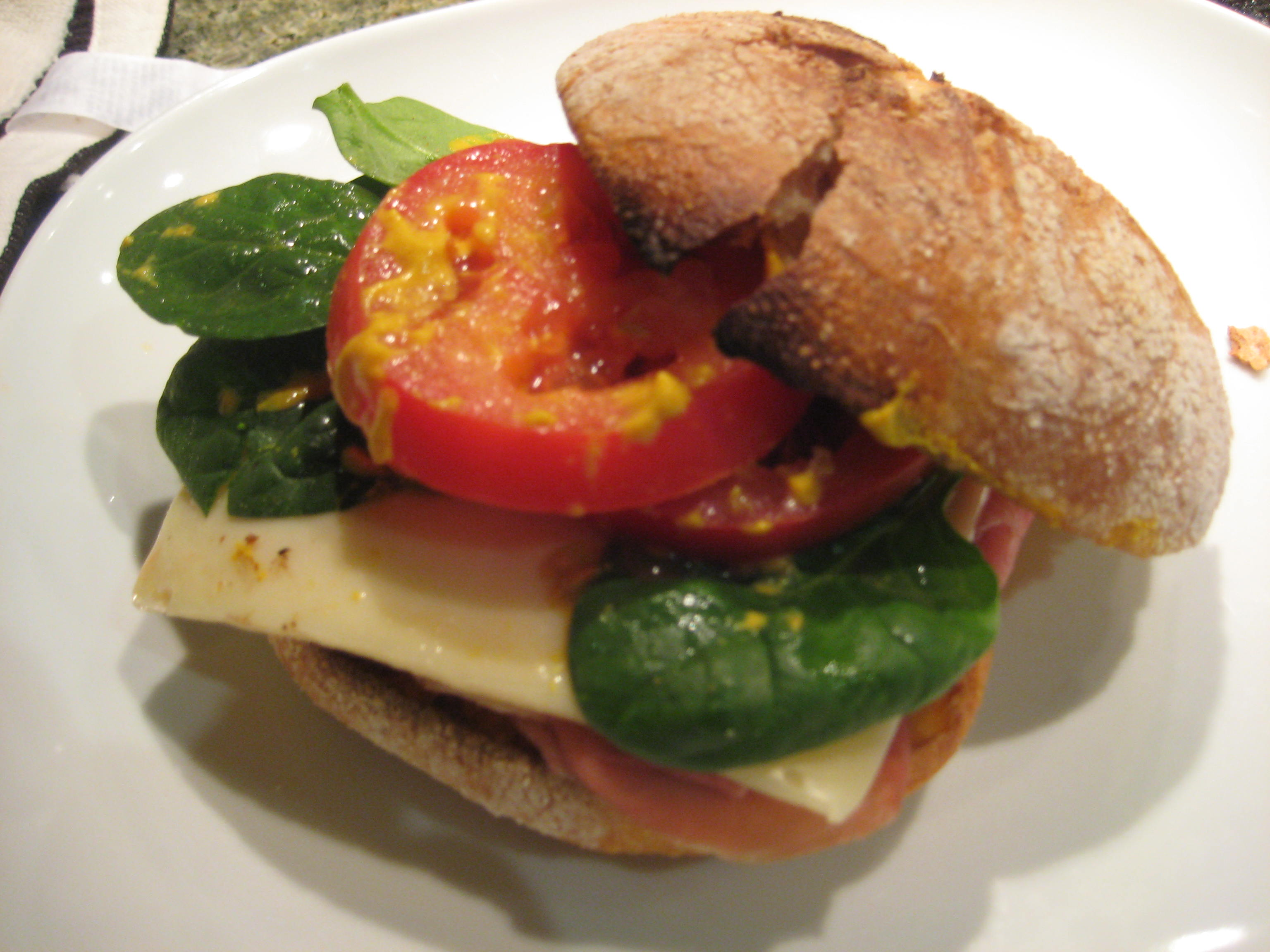 Modern Twist on Classic BLT