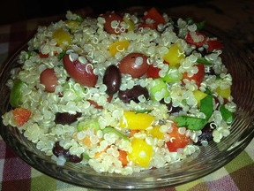 Addictive Quinoa Salad