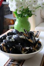 Classic French Mussels with a Twist