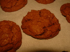 Spring Hill Ranch's Double Chocolate Chile Cookies