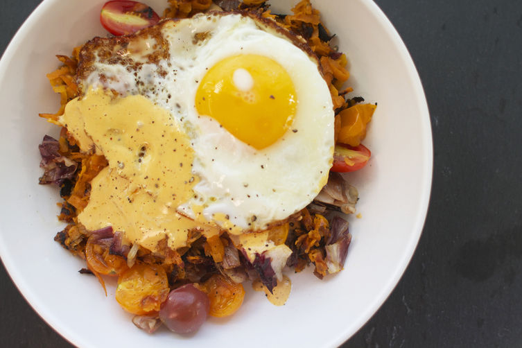 Sweet Potato Hash from Food52