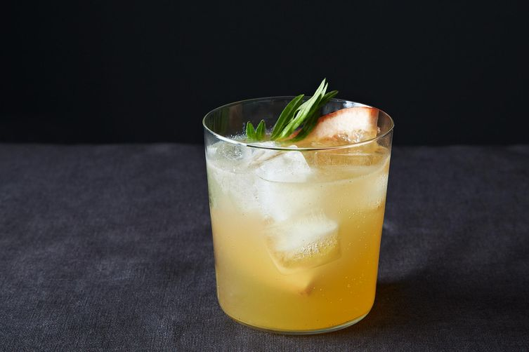 Grapefruit Gin and Tonic from Food52