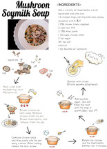 _illustrated_recipe__mushroom_soymilk_soup