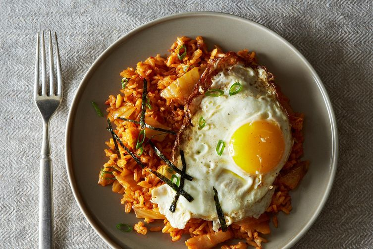 Kimchi Fried Rice on Food52