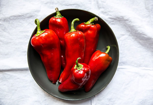 Roasted Red Peppers on Food52