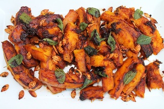 Pan Roasted Pumpkin