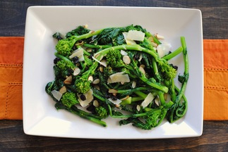 Broccolini-Almond Salad