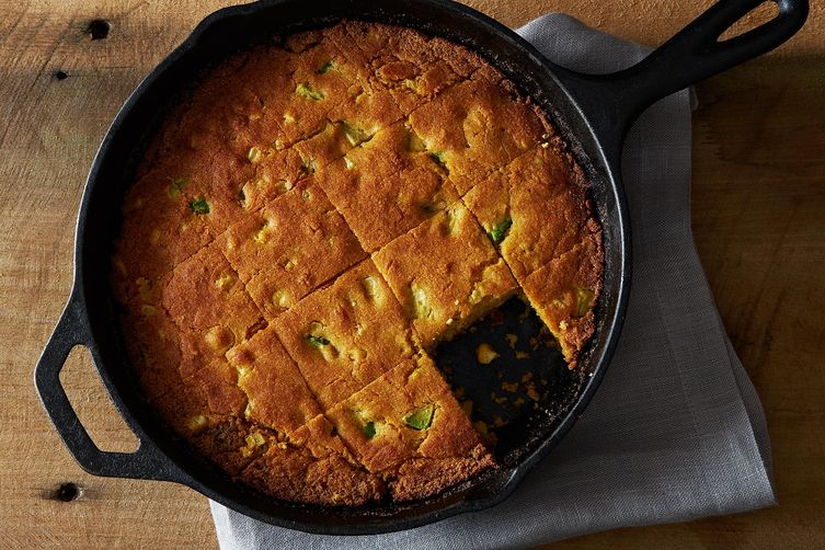 Avocado Cornbread on Food52