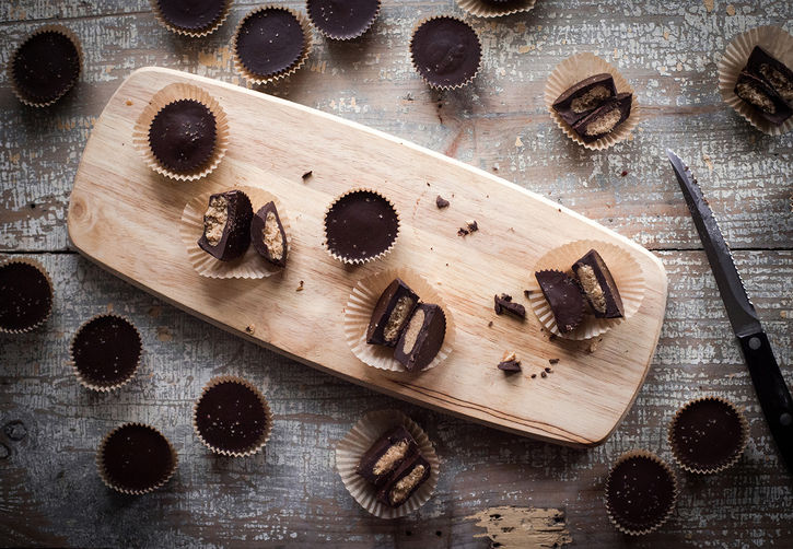 Homemade Peanut Butter Cups on Food52