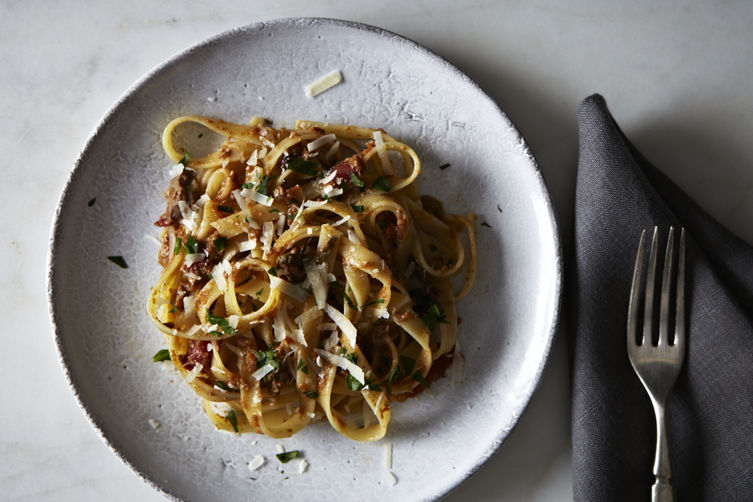 Chicken Liver Ragu from Food52