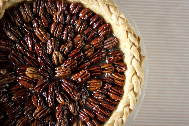 Salted Caramel Chocolate Pecan Pie Recipe on Food52